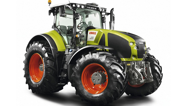 КОНКОРД CLAAS AXION ТРАКТОР
