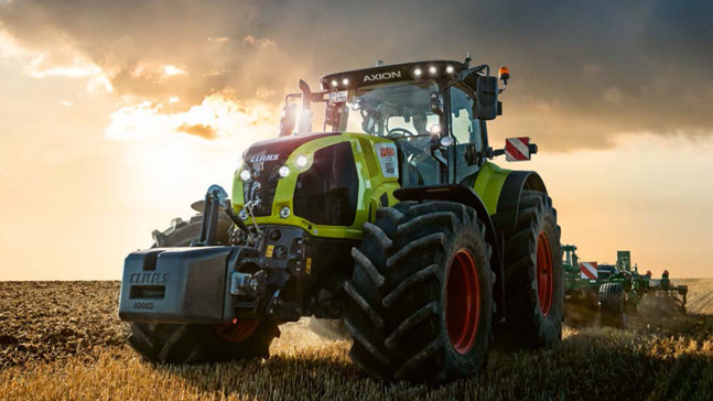 КОНКОРД CLAAS AXION клаас трактор